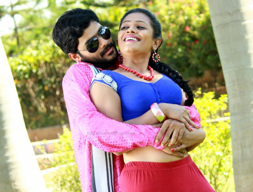 Anusri Telugu TV actress Nuvvena adi movie photos 8