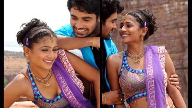 Anusri Telugu TV Gandikotalo movie stills 6