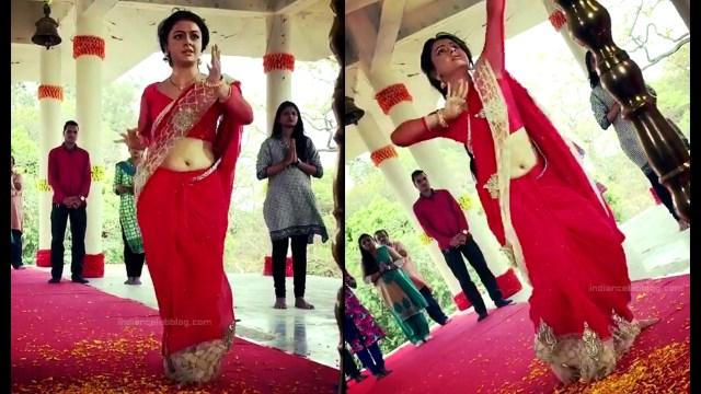 Devoleena Bhattacharjee Hindi TV actress CTS1 12 hot saree pics
