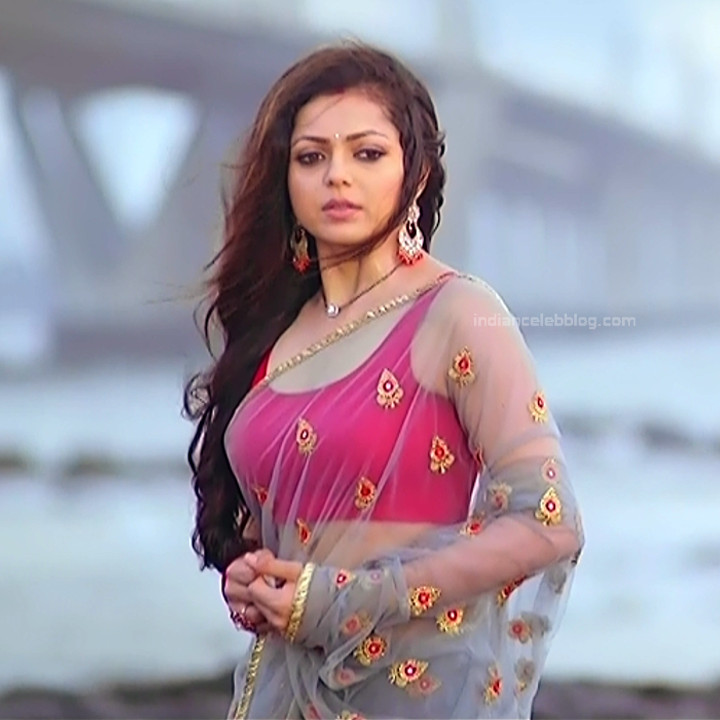 Drashti Dhami Hindi TV actress SilsilaS1 3 hot saree pics