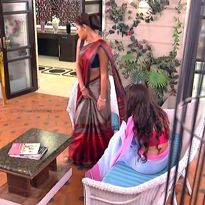 Hindi TV actress mature CompS3 1 saree photo