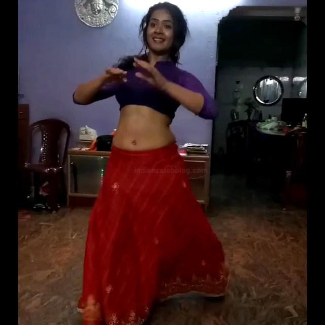 Lasya Nagraj Kannada Actress 18 hot navel show dance