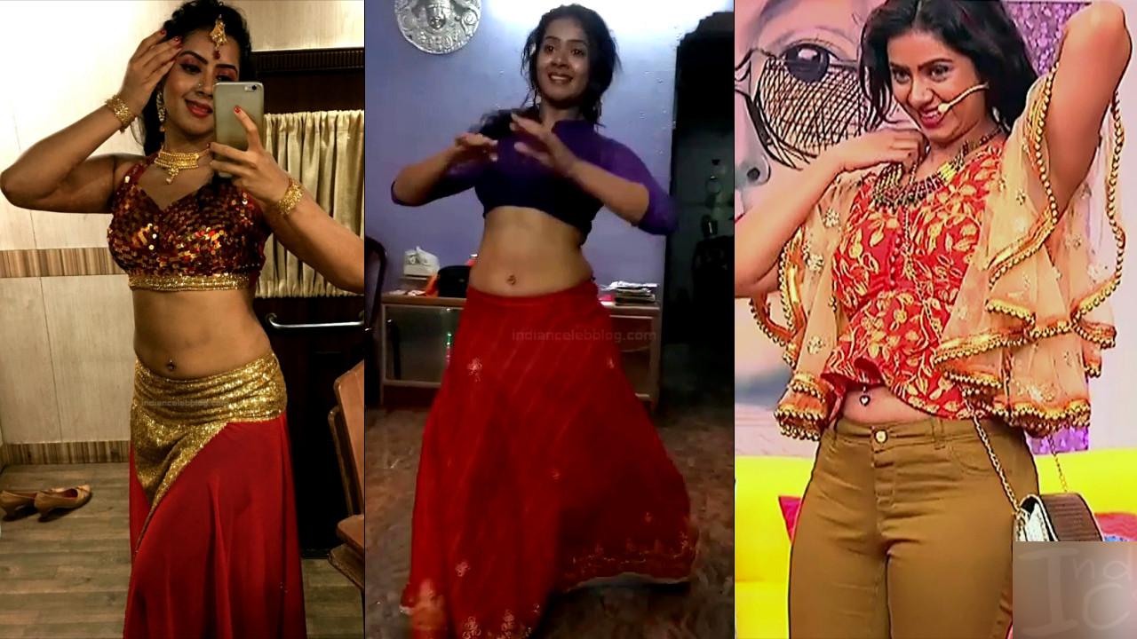 Lasya Nagaraj Kannada Actress Hot Photos