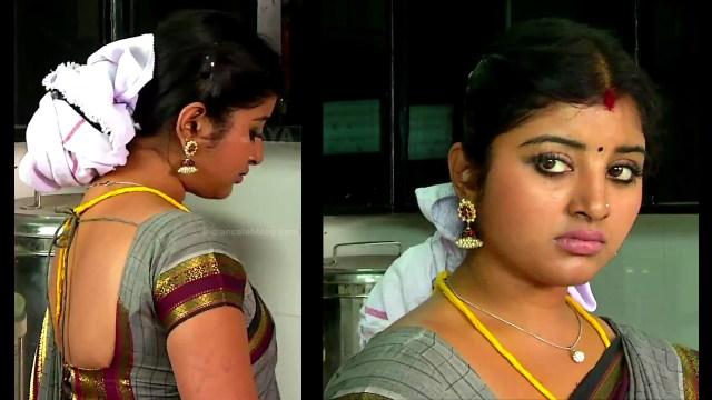 Mahalakshmi Tamil TV actress RVS1 8 hot pics