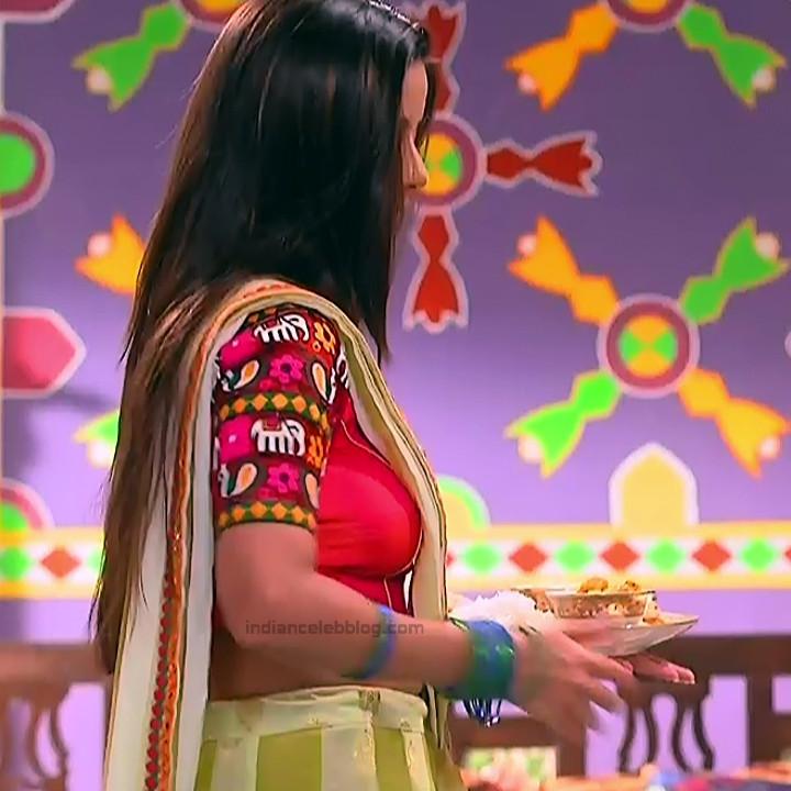 Nikki Sharma Hindi serial actress Roop MKNSS1 13 hot lehenga pics