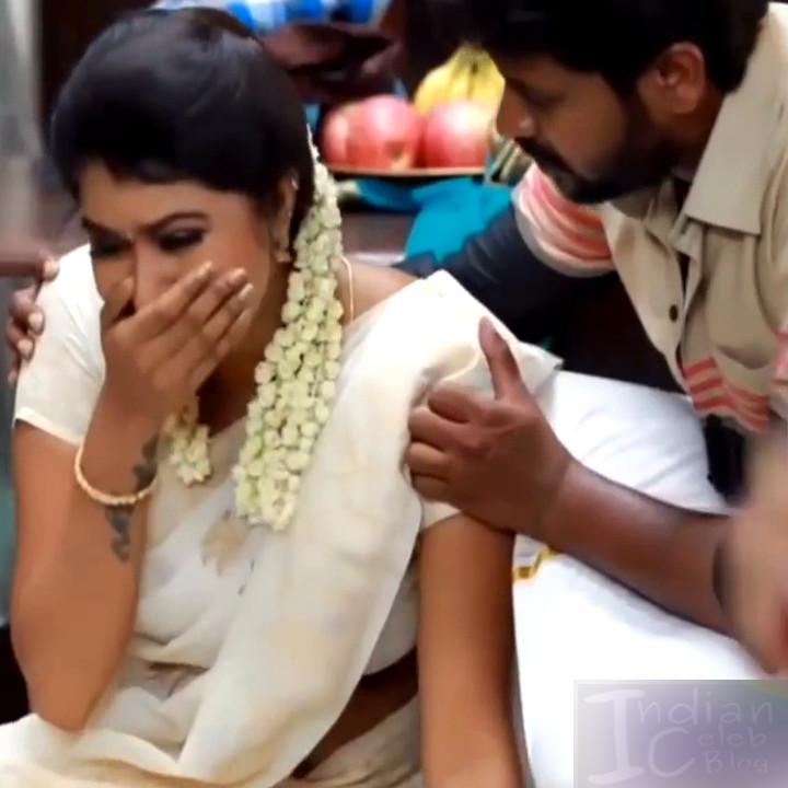 Rachitha Mahalakshmi Saravanan MS1 22 hot saree caps