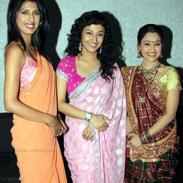 Ragini Khanna Hindi TV Actress CelebTS1 12 hot Saree photos