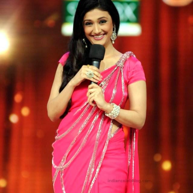 Ragini Khanna Hindi TV Actress CelebTS1 6 hot Saree photos