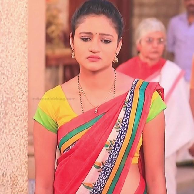 Ranjani Raghavan Kannada TV actress PuttGMS2 10 hot sari pics