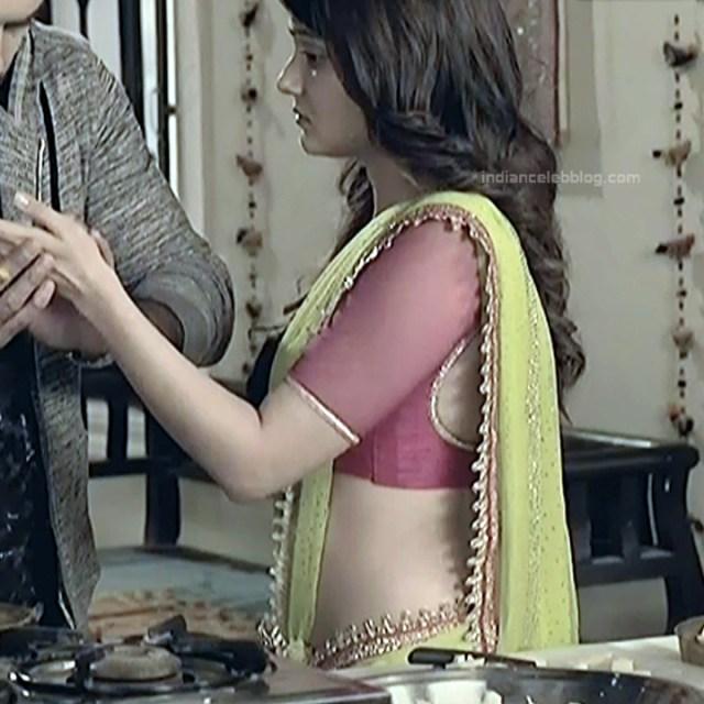 Rubina Dilaik Hindi TV actress ShaktiAS5 16 hot sari photo