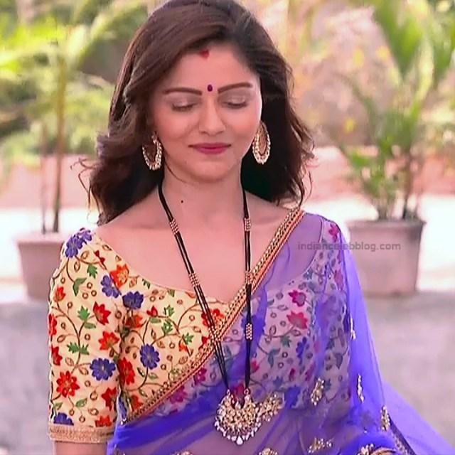 Rubina Dilaik Hindi TV actress ShaktiAS5 6 hot sari photo