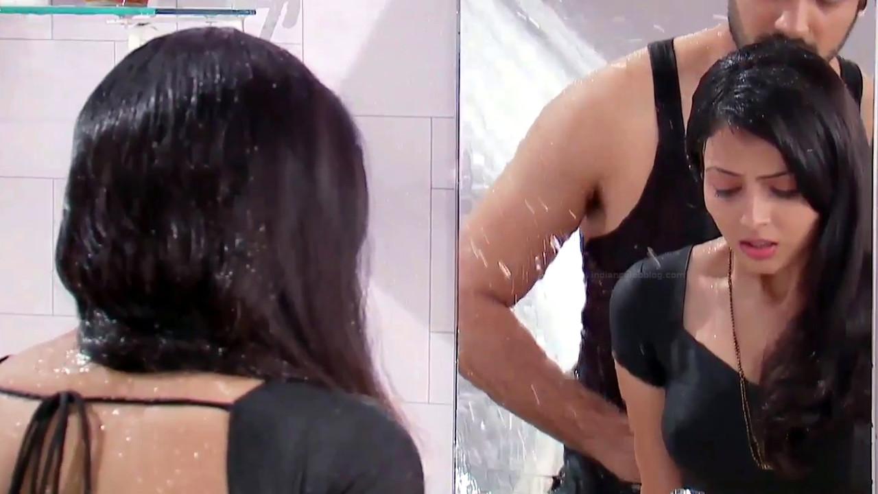 Shrenu parikh hindi tv actress YTDS4 13 hot saree photo