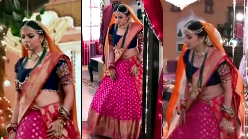 Shrenu parikh hindi tv actress YTDS4 16 hot saree pics