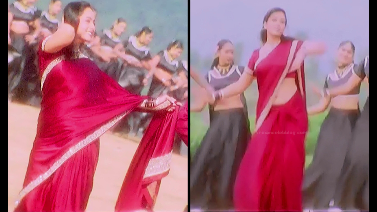 Soundarya Eduruleni Manishi S1 11 hot saree pics