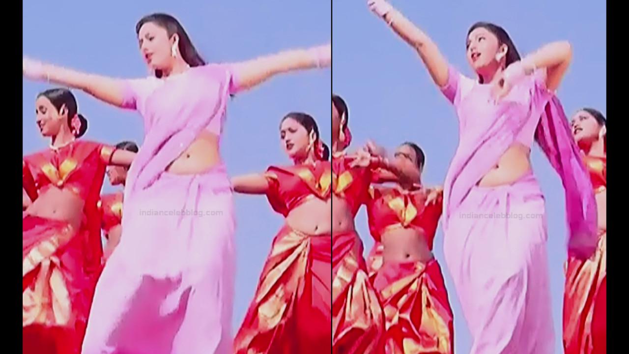 Soundarya Eduruleni Manishi S1 2 hot saree movie stills