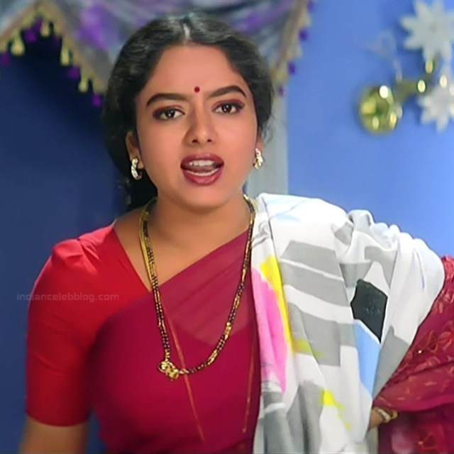 Soundarya Intlo illalu movie S1 3 hot saree caps