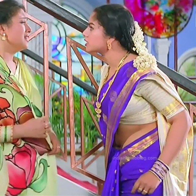 Soundarya Intlo illalu movie S1 7 hot saree caps