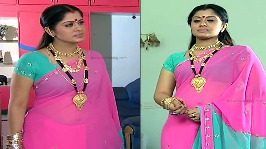 Sudha chandran Tamil TV actress PonDTS1 6 hot sari pics