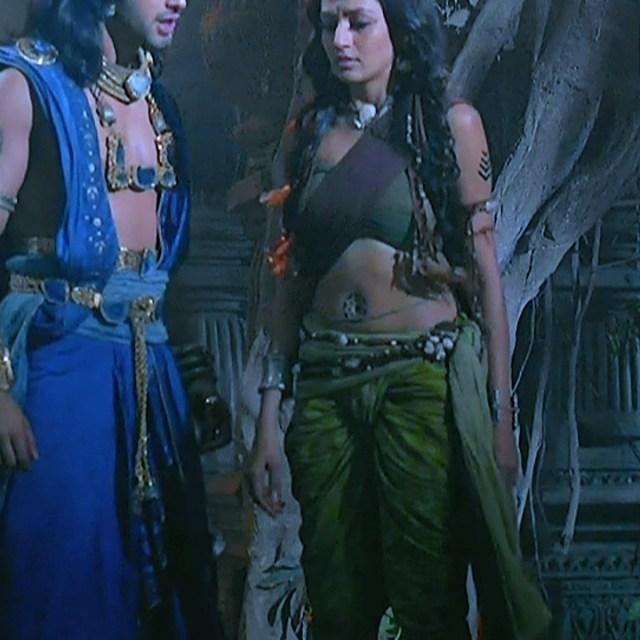 Suhani Dhanki hindi tv actress Porus S2 12 hot pics