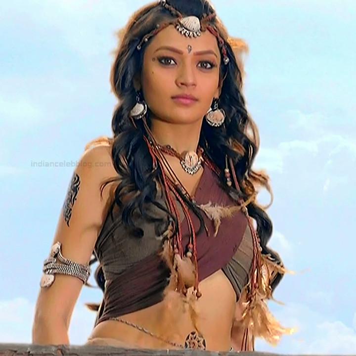Suhani Dhanki hindi tv actress Porus S2 13 hot caps
