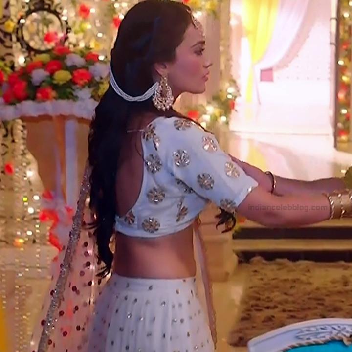 Surbhi Jyoti Hindi TV actress Naagin S1 1 hot lehenga choli pics