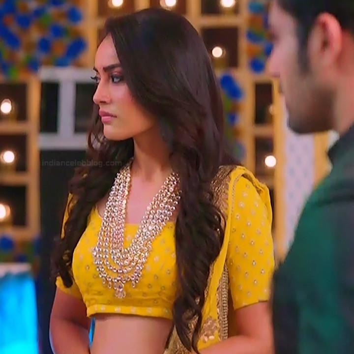 Surbhi Jyoti Hindi TV actress Naagin S1 7 hot lehenga choli pics
