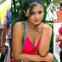 Anushree sexy Navel n Cleavage show Hot movie stills