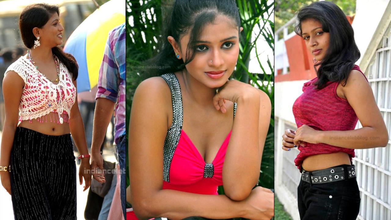 Anushree sexy Navel n Cleavage show Hot movie stills