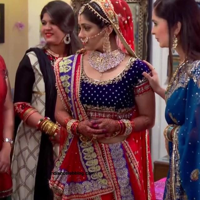 Chandni Bhagwanani hindi tv actress Tumhi S3 1 hot lehenga caps