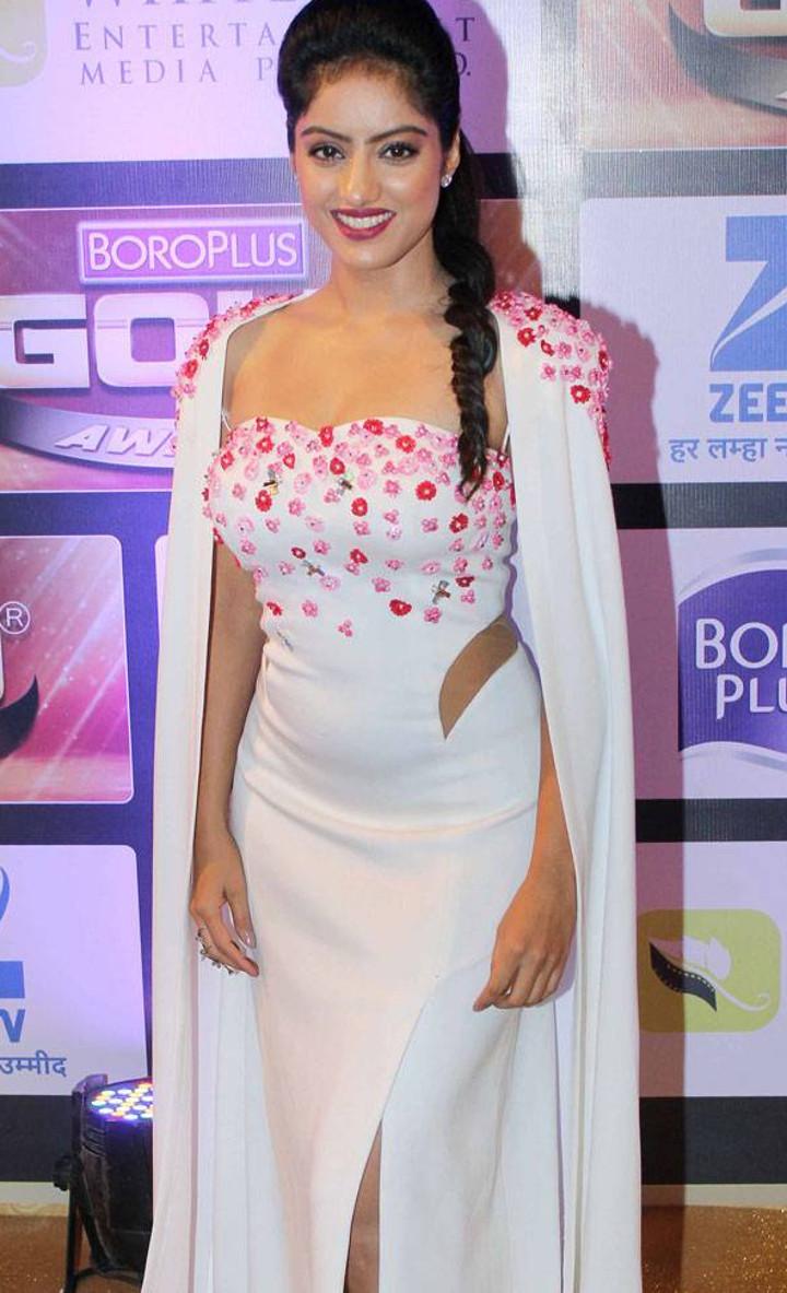 Deepika singh Hindi TV actress YTDS3 4 hot event photo