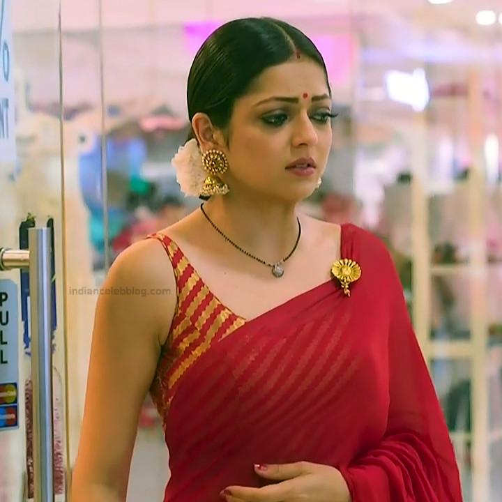 Drashti dhami hindi tv actress Silsila S2 14 hot saree photo