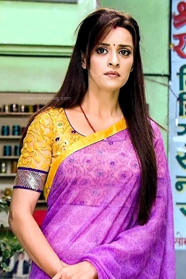 Ekta Kaul Hindi serial actress CTS1 5 hot sari photo