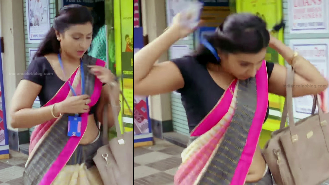 Hindi TV actress Aleeza khan CTS2 10 hot sari pics