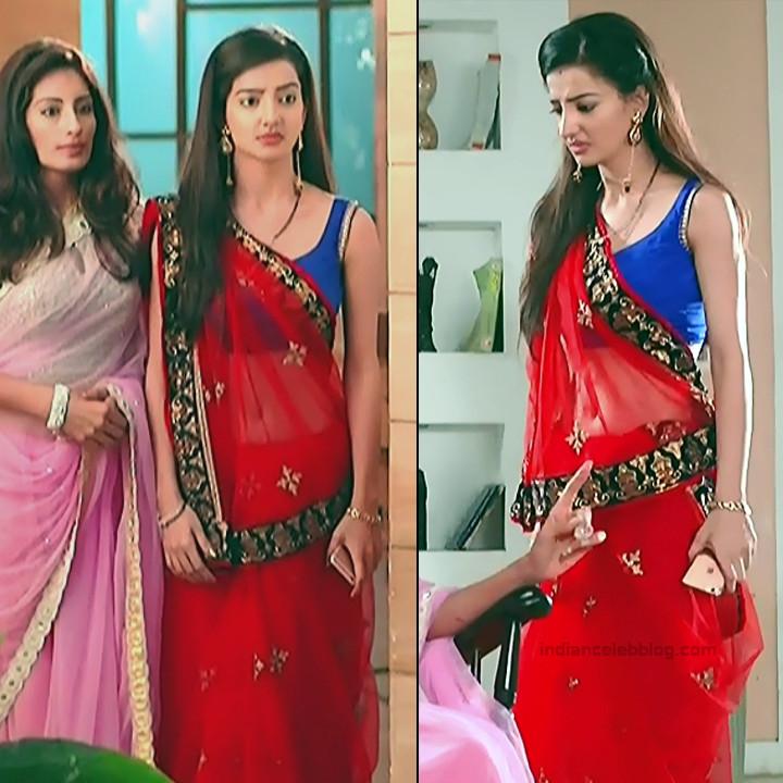 Lovey sasan hindi tv actress Saath NSS1 4 hot transparent saree pics