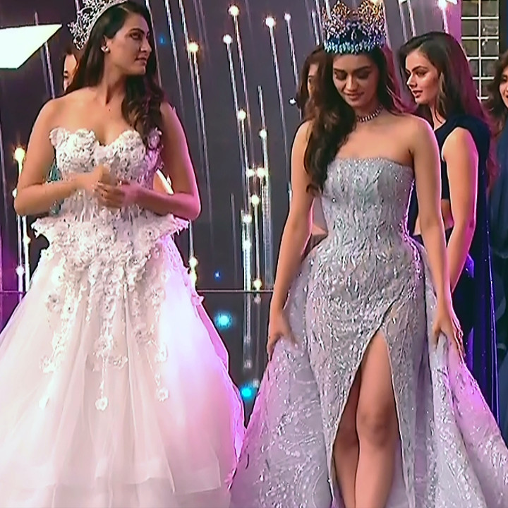 Manushi Chillar at Miss world 2018 Final 14