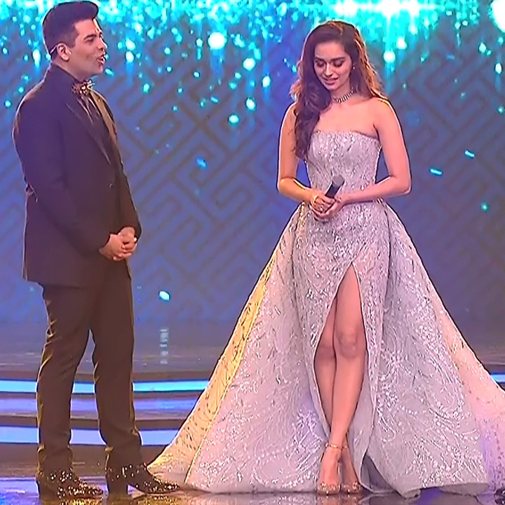 Manushi Chillar at Miss world 2018 Final 6