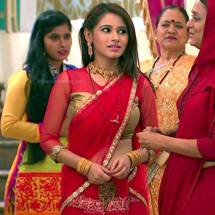 Pallavi gupta hindi tv actress CTS2 25 hot transparent saree photo