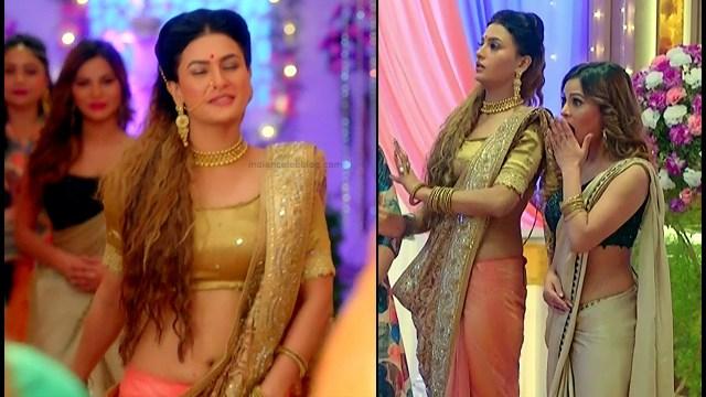 Pavitra punia hindi tv actress Naagin 3S1 14 hot sari pics