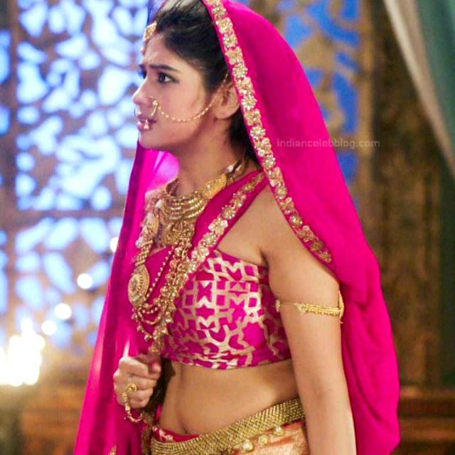 Prerna Sharma Hindi tv actress Chandra NYTDS1 3 hot photo