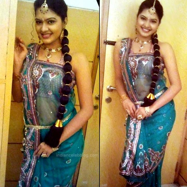 Rachitha Mahalakshmi Tamil TV actress CTS1 19 hot saree pics