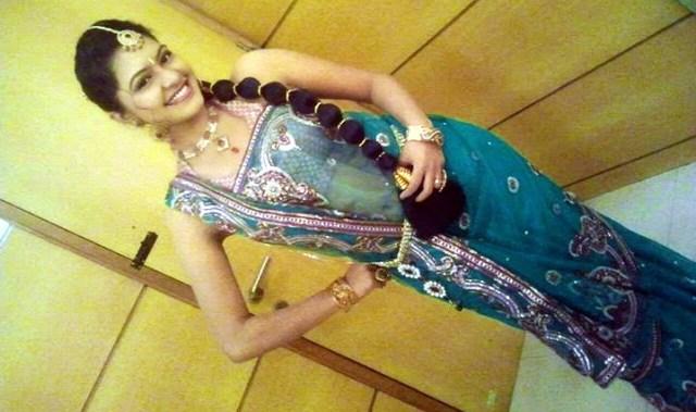 Rachitha Mahalakshmi Tamil TV actress CTS1 20 hot saree photo