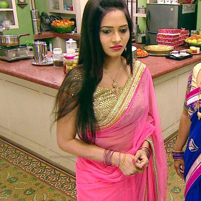 Roshni rastogi hindi tv actress CelebTS1 14 hot saree photo