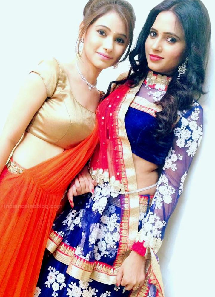 Roshni rastogi hindi tv actress CelebTS1 2 hot lehenga photo