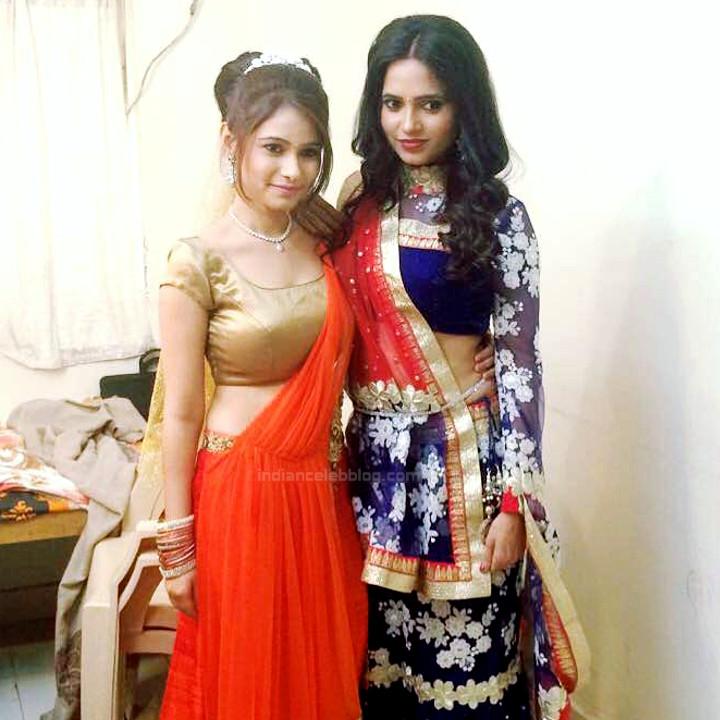 Roshni rastogi hindi tv actress CelebTS1 3 hot lehenga pic