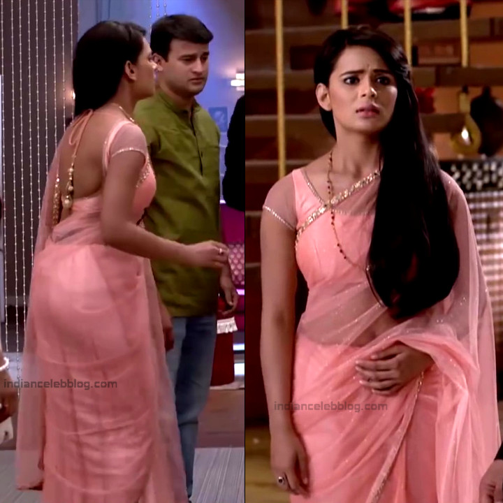 Sonal Vengurlekar TV actress Yeh VRS7 1 hot saree pics