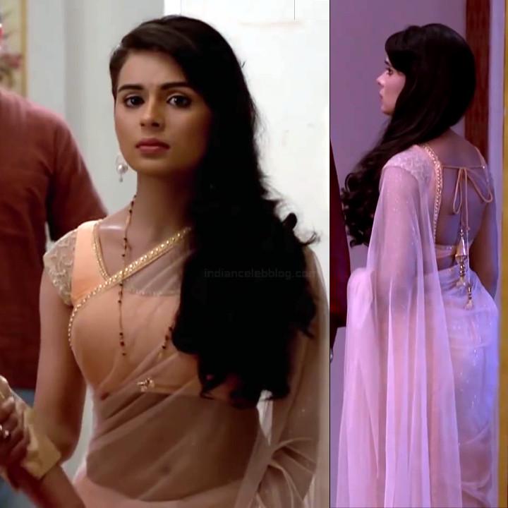 Sonal Vengurlekar TV actress Yeh VRS7 5 hot saree pics