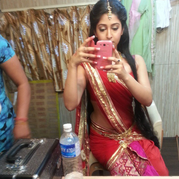 Sonarika Bhadoria Tv actress Devon ke dev CTS1_1_Hot Saree photo