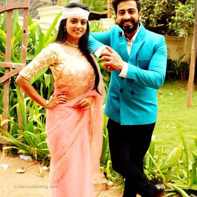 Tanvi Dogra Hindi serial actress JijiMS1 17 sari photo