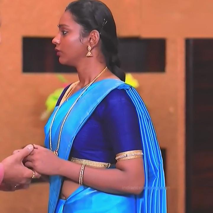 Ashwini Kannada TV actress Muddu LS1 7 sari caps