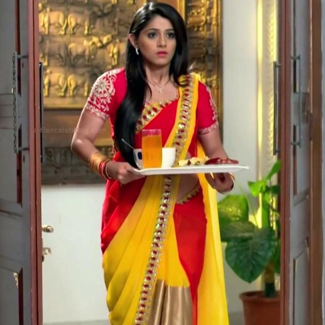 Chandni bhagwanani Hindi tv actress Tumhi HBSTS4 1 hot sari photo